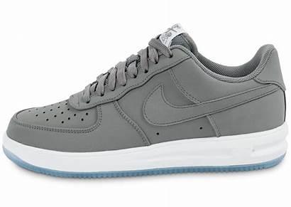 Lunar Force Nike Grise Chaussures Vue Exterieure