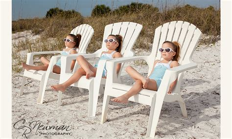The Mumford Triplets   Benz Model and Talent Agency, Tampa FL   I've moved! Please visit