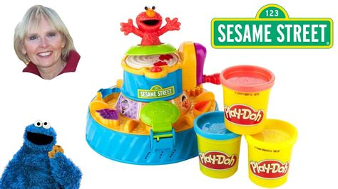 play doh color mixer play doh sesame color mixer