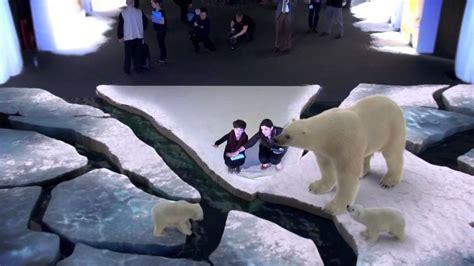 wwf coca cola arctic home campaign augmented reality