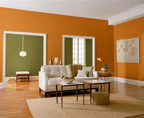 Colour Combination For Living Room Home Wall Decoration
