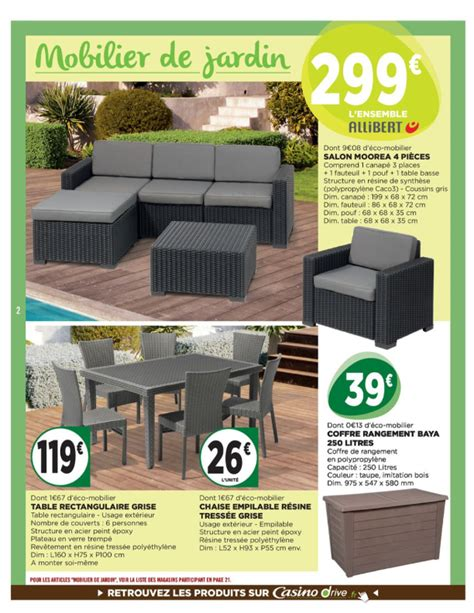 Catalogue Jardin by G 233 Ant Casino Jardin 2015 Cataloguespromo