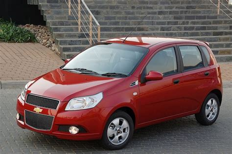 Maybe you would like to learn more about one of these? Chevrolet Aveo Hatchback 2008 - 2011 reviews, technical ...