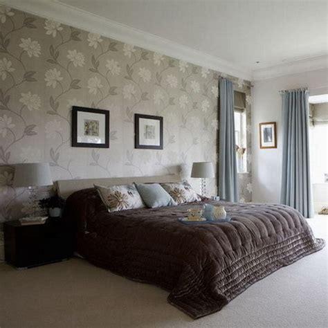 bedrooms  wallpaper  feature walls silk interiors
