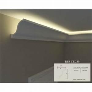 Corniche Eclairage Indirect : corniche clairage ref ce289 ~ Melissatoandfro.com Idées de Décoration