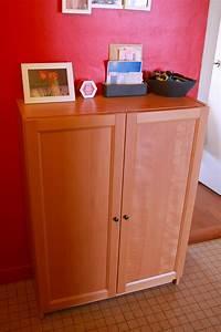 Meuble Entrée Ikea : agencer et mijoter diy repeindre un meuble bas billy de chez ikea ~ Teatrodelosmanantiales.com Idées de Décoration