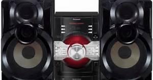 Revolution  Equipo Panasonic No Enciende Modelo Sa