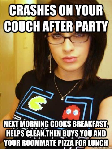Cool Chick Carol Meme - cool chick carol memes quickmeme
