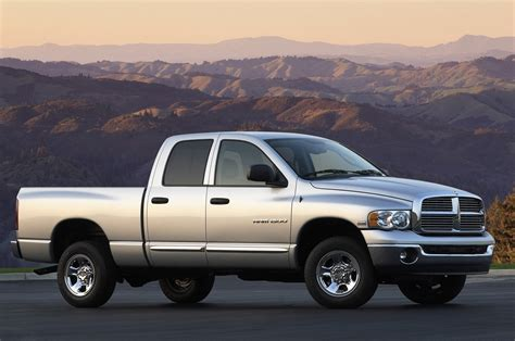 2004 Dodge Ram 1500 Reviews And Rating  Motor Trend