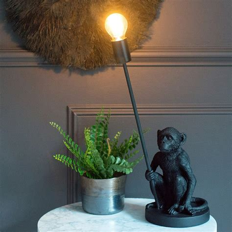 monkey table lamp audenza