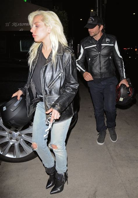 Bradley Cooper And Lady Gaga Photos Photos  Lady Gaga And Bradley Cooper Are Seen Leaving
