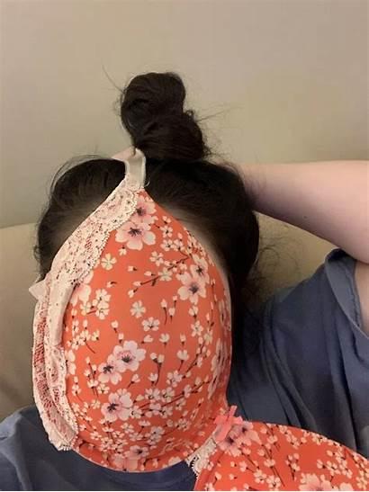 Masks Bras Breasts Into Bra Mask Woman