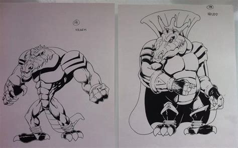 Early Donkey Kong Country Art Shows Realistic Enemies