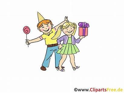 Clipart Feier Familienfeier Clip Celebration Feiring Kostenlos