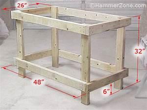 Desks-Workbench on Pinterest Desk Plans, Workbenches and