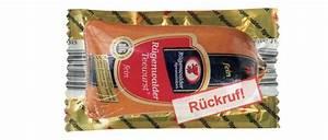 Wurst Online Bestellen Auf Rechnung : r ckruf r genwalder teewurst wegen salmonellen bundesweit ~ Themetempest.com Abrechnung