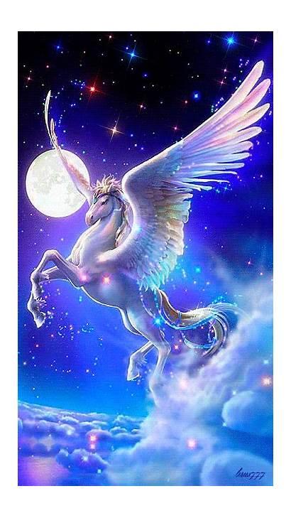 Unicornios Reales Hermoso Unicornio Ir