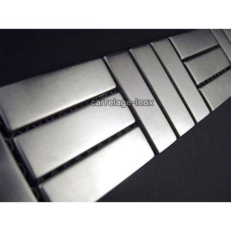 listel carrelage pas cher listel inox frise acier metal mosaique carrelage bordure duplica