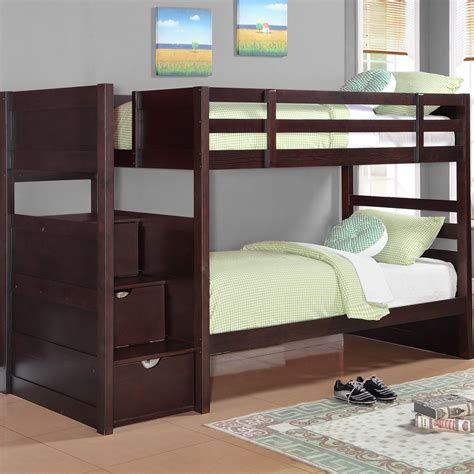 mattress bunk bed best 25 staircase bunk bed ideas on bunk bed