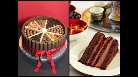 cokoladna torta sa zeleom od voca  rodendanskom