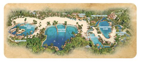 Discovery Cove Orlando Tickets by Seaworld Parks Entertainment Know Before You Go