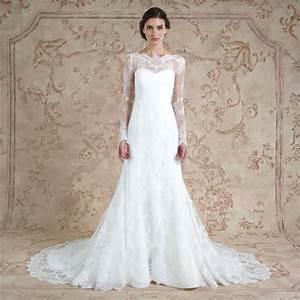romantic long sleeve lace wedding dress miriam from sareh With romantic lace wedding dress