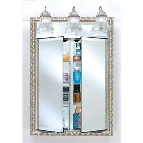 afina signature collection medicine cabinet bathroom medicine cabinets af ddlt lighted door