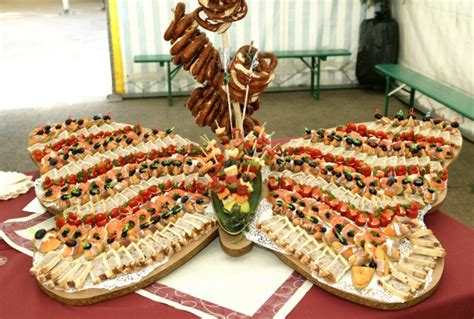 un ap 233 ritif fait maison un repas de mariage original et