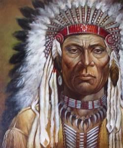Chief Painting by Geraldine Arata