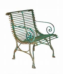 Fauteuil Fer Forgé : fauteuil de jardin en m tal fer forg arras ~ Teatrodelosmanantiales.com Idées de Décoration