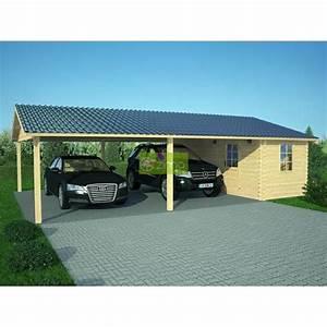 Carport 3 X 4 : garages et carports en bois tous les fournisseurs garages en bois box voiture bois ~ Whattoseeinmadrid.com Haus und Dekorationen
