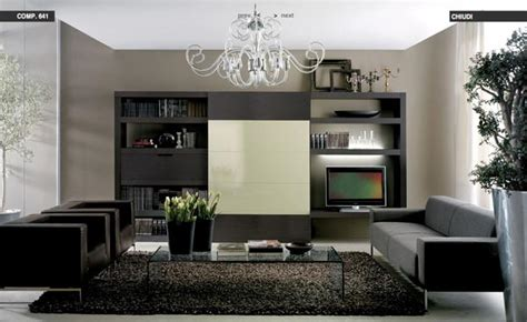 New Designs From Italian Company Tumidei by Modern Living Room Decorating Ideas From Tumidei