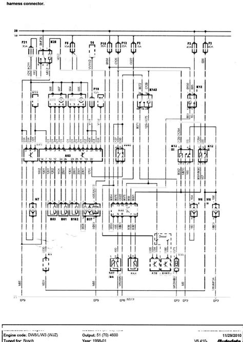 peugeot 307 wiring diagram techrush