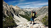 Hiking the John Muir Trail northbound - YouTube