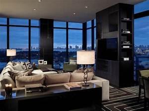 Moderne, Tischlampen, Wohnzimmer