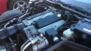 1992 Chevy Lt1 C4 Corvette 6 Speed Fuel Pressure Regulator