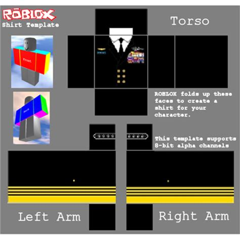 Roblox Shirt Template Roblox Shirt Template Roblox