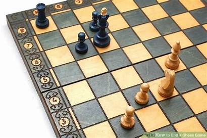 Chess End Wikihow Opponent Endgame