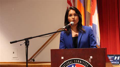 rep gabbard shares impressions  armenia  artsakh