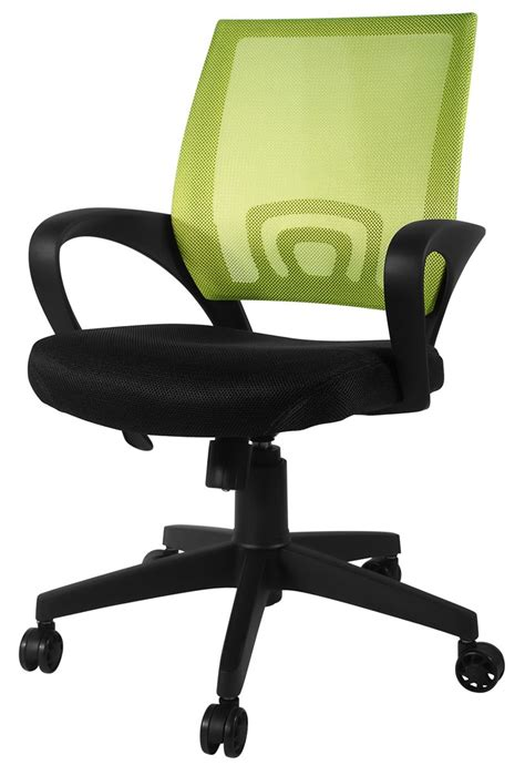 green mesh office chair study home office
