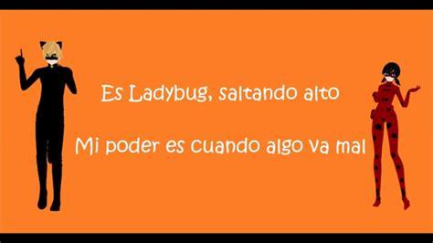 miraculous ladybug theme english  espanol youtube