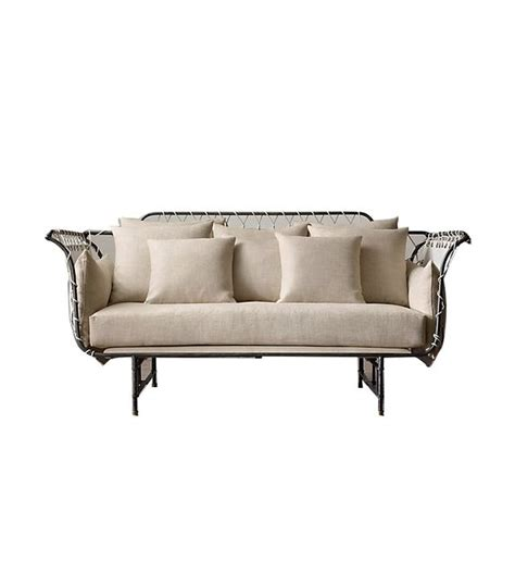 Restoration Hardware Settee by Luxe To Less The Best Statement Sofas For Every Budget
