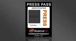 pin press pass template image search results on pinterest With press pass request template