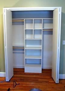 Best 25 cheap closet organizers ideas on pinterest for Minimalist closet shelving design ideas