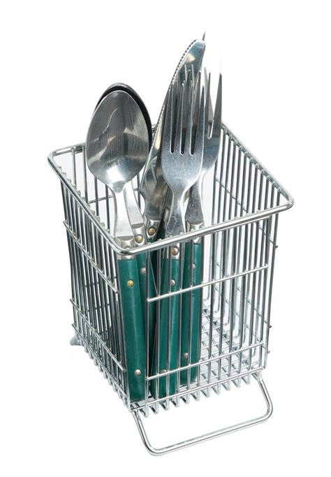basket liners cutlery drainer chrome from storage box