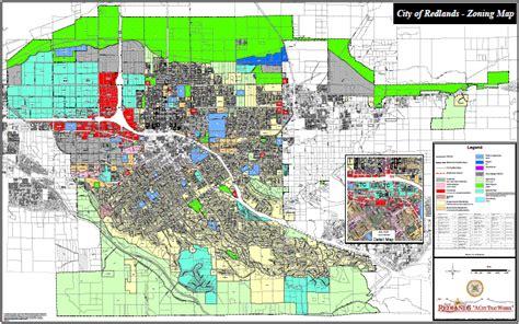 zoning city  redlands