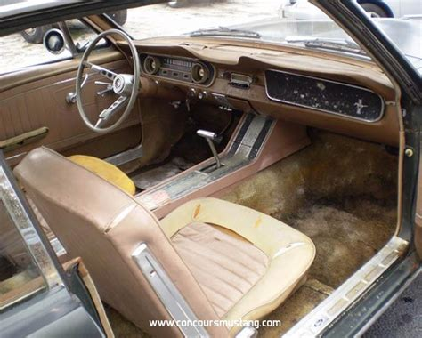 Correct Paint And Headliner For A 65 Palomino Interior?