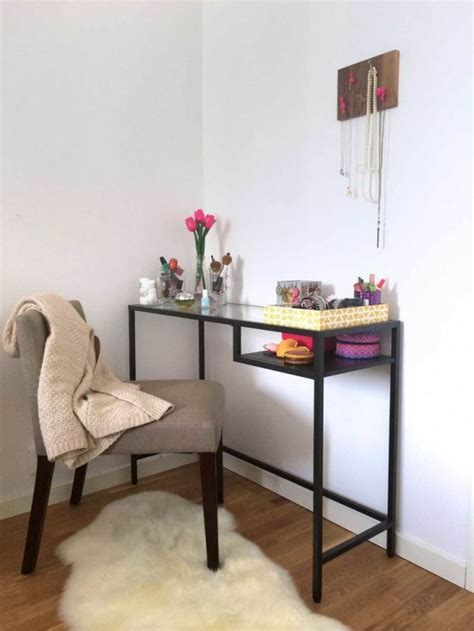 cool ikea vittsjoe table ideas  rock   spaces digsdigs