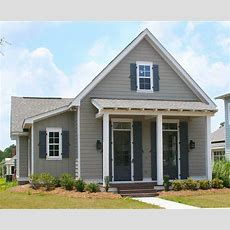 3 Bed Narrow Lot Cottage Home Plan 11762hz