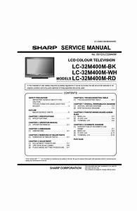 Sharp 25ub1 Sch Service Manual Download  Schematics